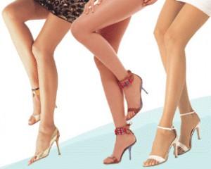 Ухаживаем правильно за ножками?